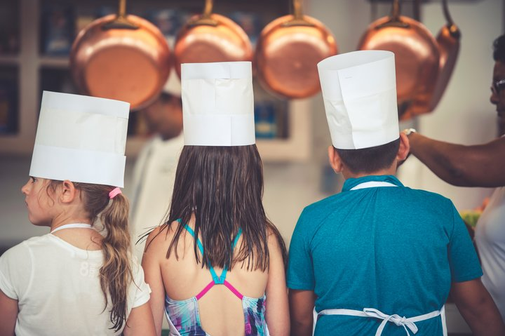 mauritius holiday offer - sugar chef for kids at long beach